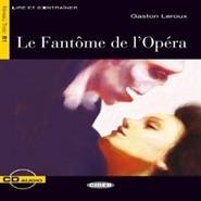 okładka Le Fantôme de l'Opéra, Audiobook | Gaston  Leroux