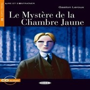 okładka Le Mystère de la chambre jaune, Audiobook | Gaston  Leroux