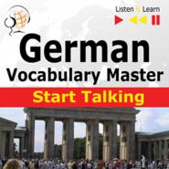 okładka German Vocabulary Master: Start Talking, Audiobook | Dorota Guzik