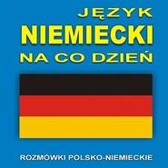 okładka Język niemiecki na co dzień, Audiobook |