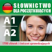 okładka Kurs audio Niemiecki – słówka dla początkujących A1, A2, Audiobook | Dvoracek Tomas