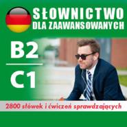 okładka Kurs audio Niemiecki – słówka dla zaawansowanych B2/C1, Audiobook | Dvoracek Tomas