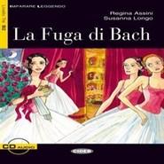 okładka La Fuga di Bach, Audiobook   Assini Regina