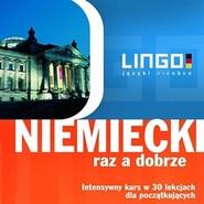 okładka Niemiecki raz a dobrze, Audiobook | Tomasz Sielecki