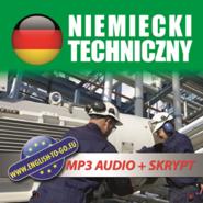 okładka Niemiecki techniczny, Audiobook | Dvoracek Tomas