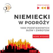 okładka Niemiecki w podróży 1000 podstawowych słów i zwrotów - Nowe wydanie, Audiobook | Dorota Guzik