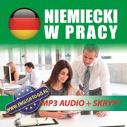 okładka Niemiecki w pracy, Audiobook | Dvoracek Tomas