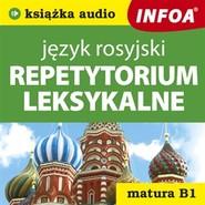 okładka Repetytorium leksykalne - język rosyjski (B1), Audiobook |