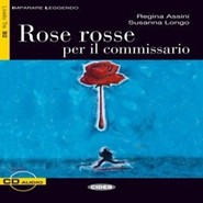 okładka Rose rosse per il commissario, Audiobook | Assini Regina