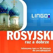 okładka Rosyjski raz a dobrze, Audiobook | Mirosław Zybert