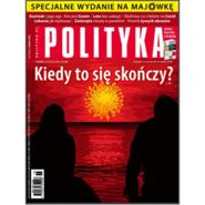 okładka AudioPolityka Nr 18 z 29 kwietnia 2020 roku, Audiobook | Polityka
