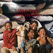 okładka Tryptyk wschodni. Chiny, Tybet, Mongolia, Audiobook | Elżbieta Sęczykowska