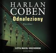okładka ODNALEZIONY, Audiobook   Harlan Coben