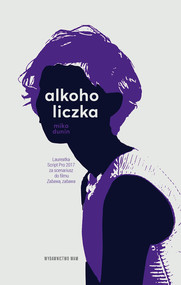 okładka Alkoholiczka, Ebook | Mika Dunin