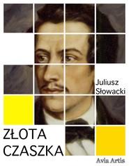 okładka Złota czaszka, Ebook | Juliusz Słowacki