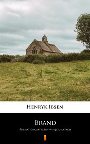 okładka Brand, Ebook | Ibsen Henryk
