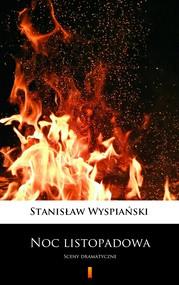 okładka Noc listopadowa, Ebook | Stanisław Wyspiański