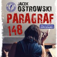 okładka Paragraf 148, Audiobook | Jacek  Ostrowski