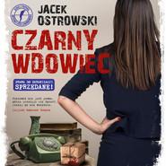 okładka Czarny Wdowiec, Audiobook | Jacek  Ostrowski