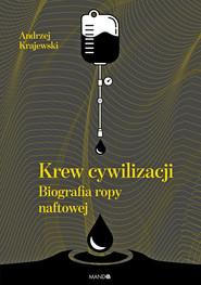 okładka Krew cywilizacji, Ebook   Andrzej Krajewski