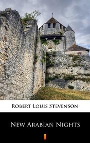 okładka New Arabian Nights, Ebook | Robert Louis Stevenson