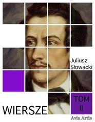 okładka Wiersze tom II, Ebook | Juliusz Słowacki