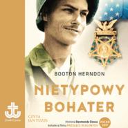 okładka Nietypowy bohater, Audiobook | Herndon Booton