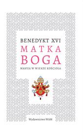 okładka Matka Boga, Ebook   Benedykt XVI