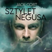 okładka Sztylet Negusa, Audiobook | Cort Jack