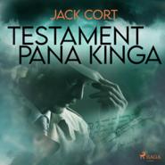 okładka Testament pana Kinga, Audiobook | Cort Jack