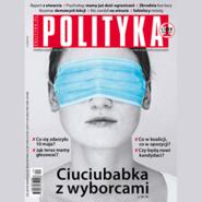 okładka AudioPolityka Nr 20 z 13 maja 2020 roku, Audiobook | Polityka