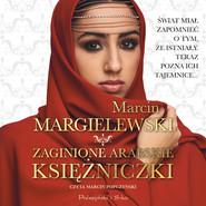 okładka Zaginione arabskie księżniczki, Audiobook   Marcin Margielewski