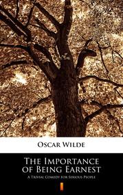 okładka The Importance of Being Earnest, Ebook | Oscar Wilde