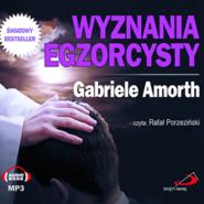 okładka Wyznania egzorcysty, Audiobook   Gabriele Amorth