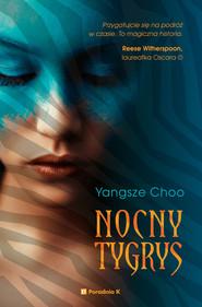 okładka Nocny tygrys, Ebook | Choo  Yangsze