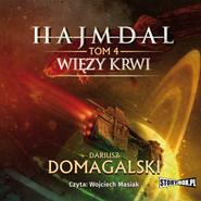 okładka Hajmdal. Tom 4. Więzy krwi, Audiobook | Dariusz  Domagalski