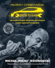 okładka Miłośnicy 4 kółek, Ebook | Jesionowski Michał