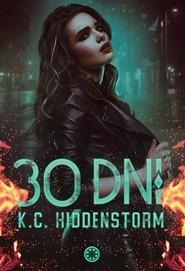 okładka 30 dni, Ebook | K. C.  Hiddenstorm