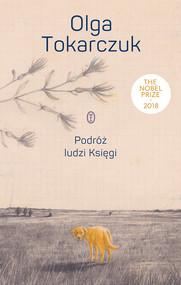 okładka Podróż ludzi Księgi, Ebook | Olga Tokarczuk