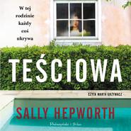 okładka Teściowa, Audiobook | Sally  Hepworth