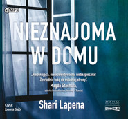 okładka Nieznajoma w domu, Audiobook | Shari Lapeña