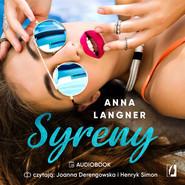 okładka Syreny, Audiobook | Anna Langner