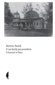 okładka U nas każdy jest prorokiem, Ebook | Panek Bartosz