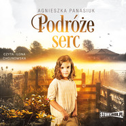 okładka Podróże serc, Audiobook | Agnieszka Panasiuk