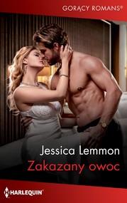 okładka Zakazany owoc, Ebook | Jessica Lemmon