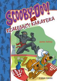 okładka Scooby-Doo! i Szalejący karateka, Ebook | James Gelsey