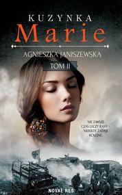 okładka Kuzynka Marie Tom II, Ebook | Agnieszka  Janiszewska
