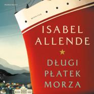 okładka Długi płatek morza, Audiobook | Isabel Allende