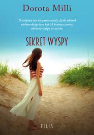 okładka Sekret wyspy, Ebook | Dorota Milli