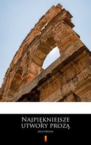 okładka Najpiękniejsze utwory prozą, Ebook | Stendhal